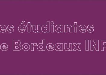#FemmesIngénieures : Les étudiantes de Bordeaux INP