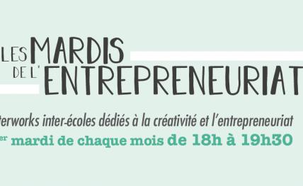 Lancement des Mardis de l'Entrepreneuriat